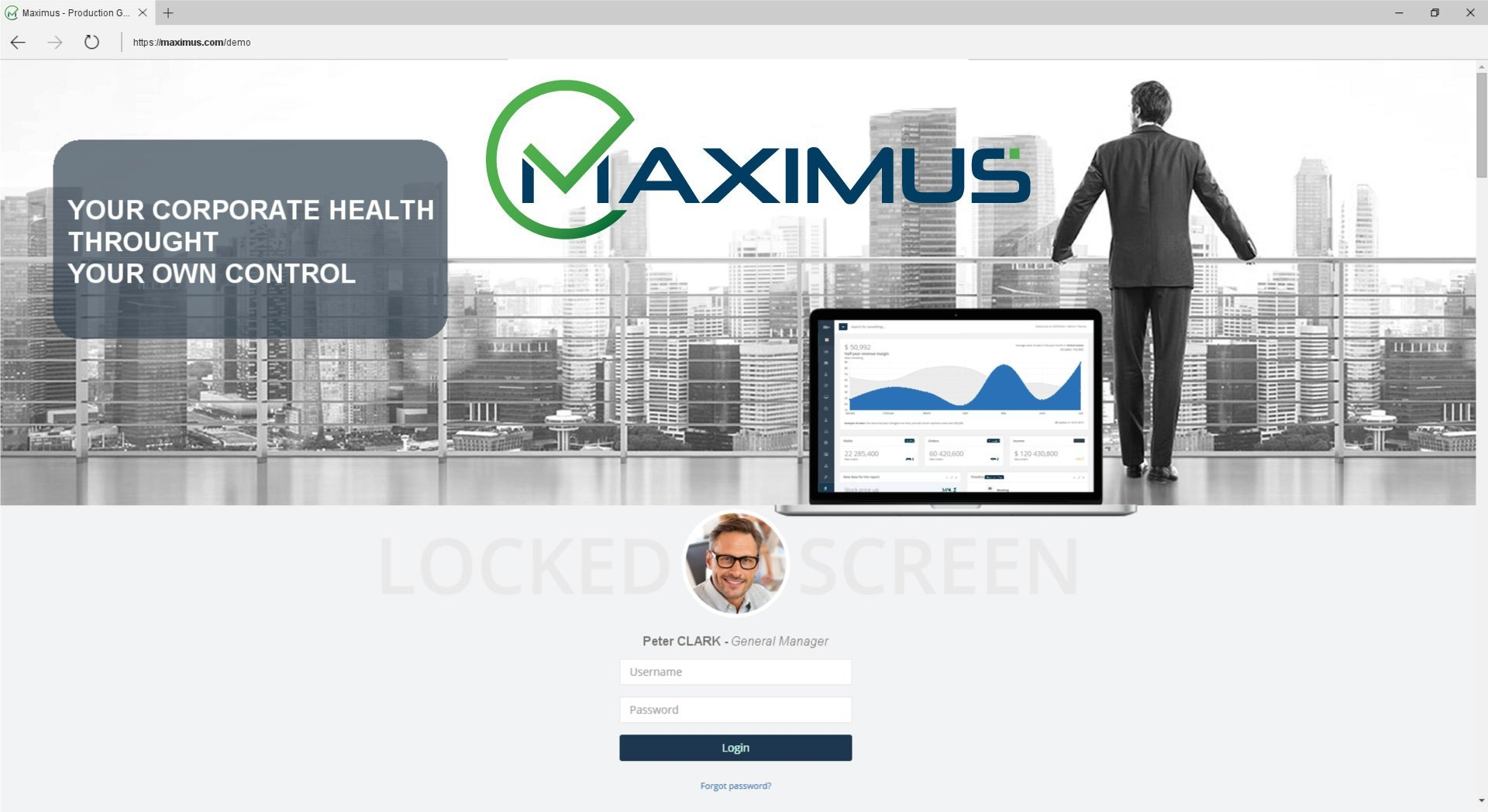 Maximus | Easyweb